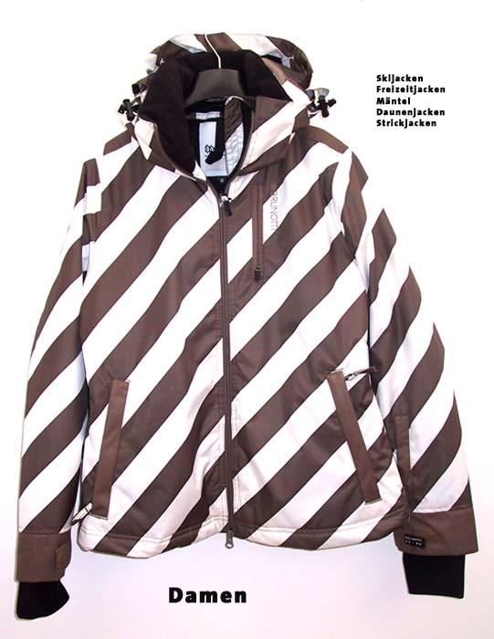 Jacken Damen Werbebild